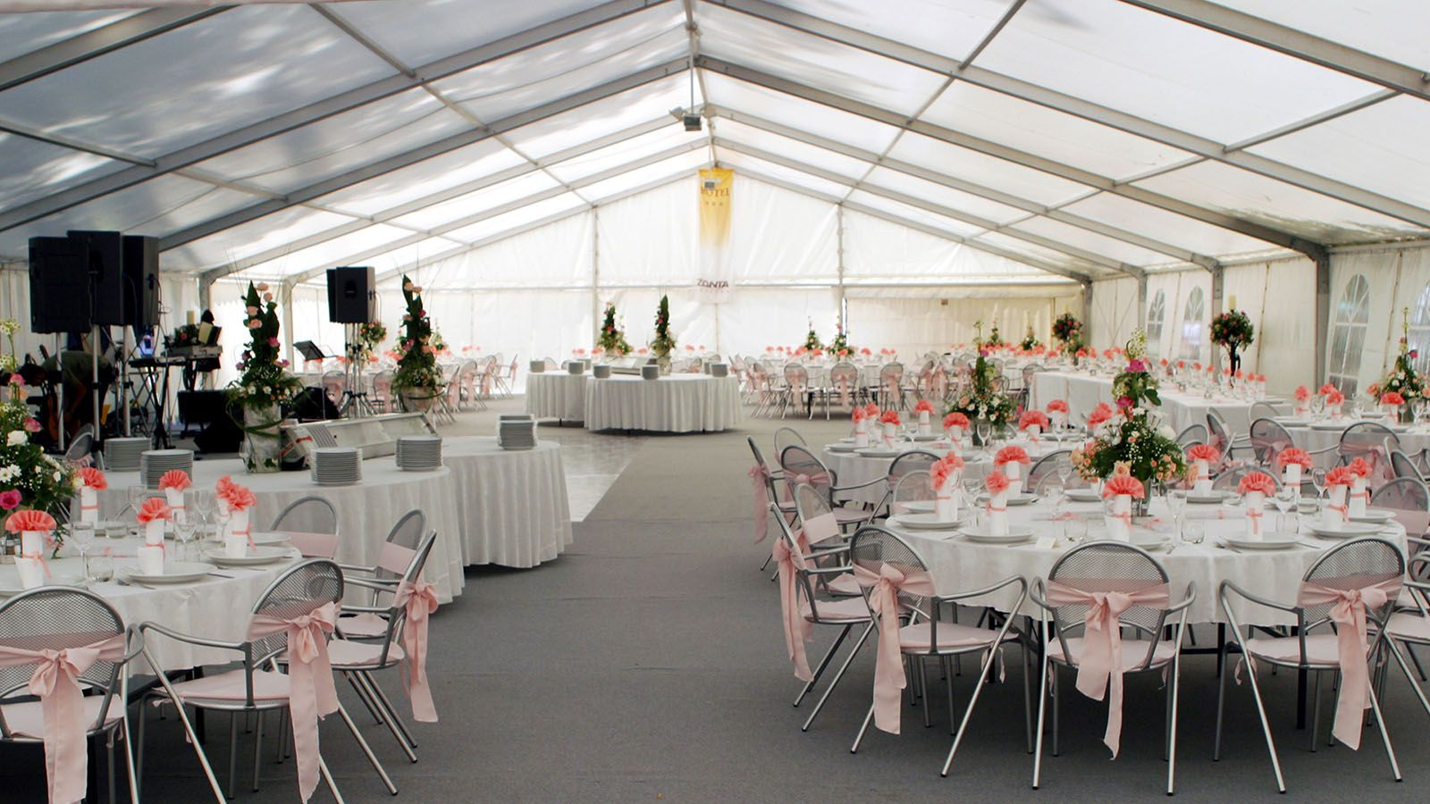 PARTY AND EVENT TENTS